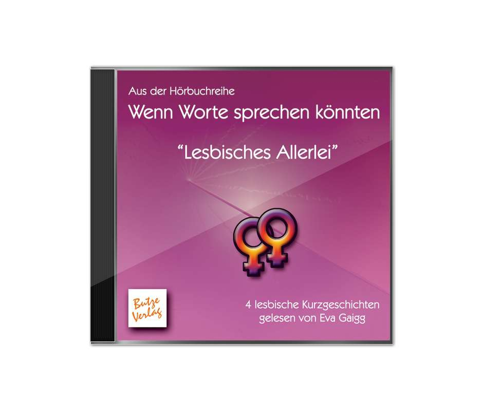 CD-Cover Lesbische Anthologie